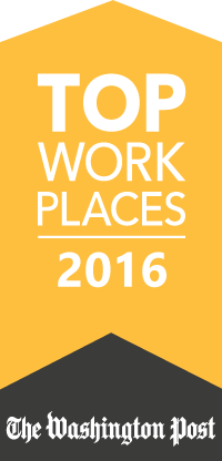 2016 Top Work Places